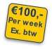 €100,-